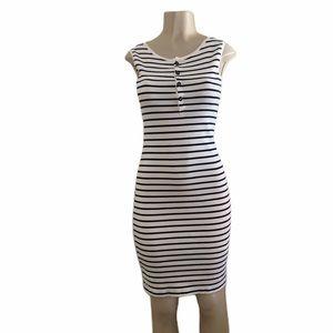 Ralph Lauren Sport Striped Shirtdress Size Small